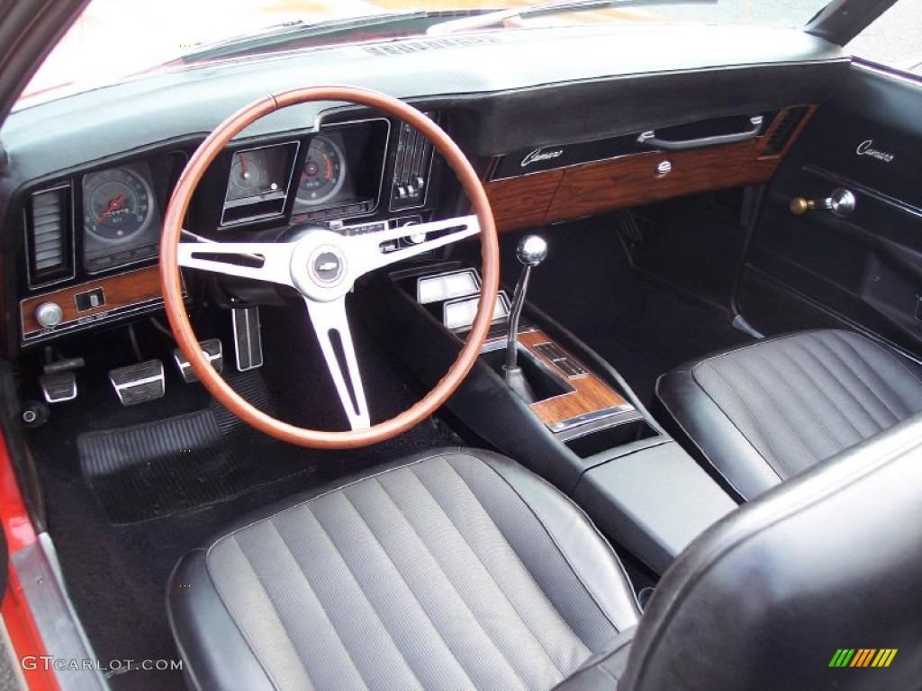 Chevrolet Camaro I 1967 - 1969 Cabriolet #6