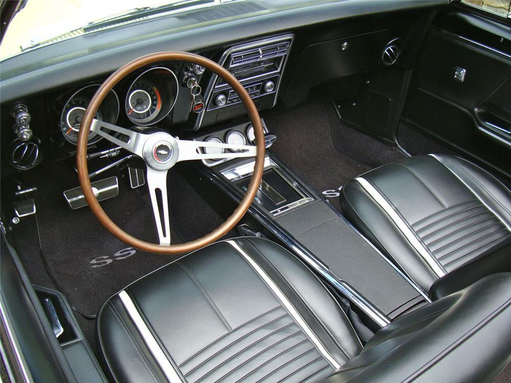 Chevrolet Camaro I 1967 - 1969 Cabriolet #8