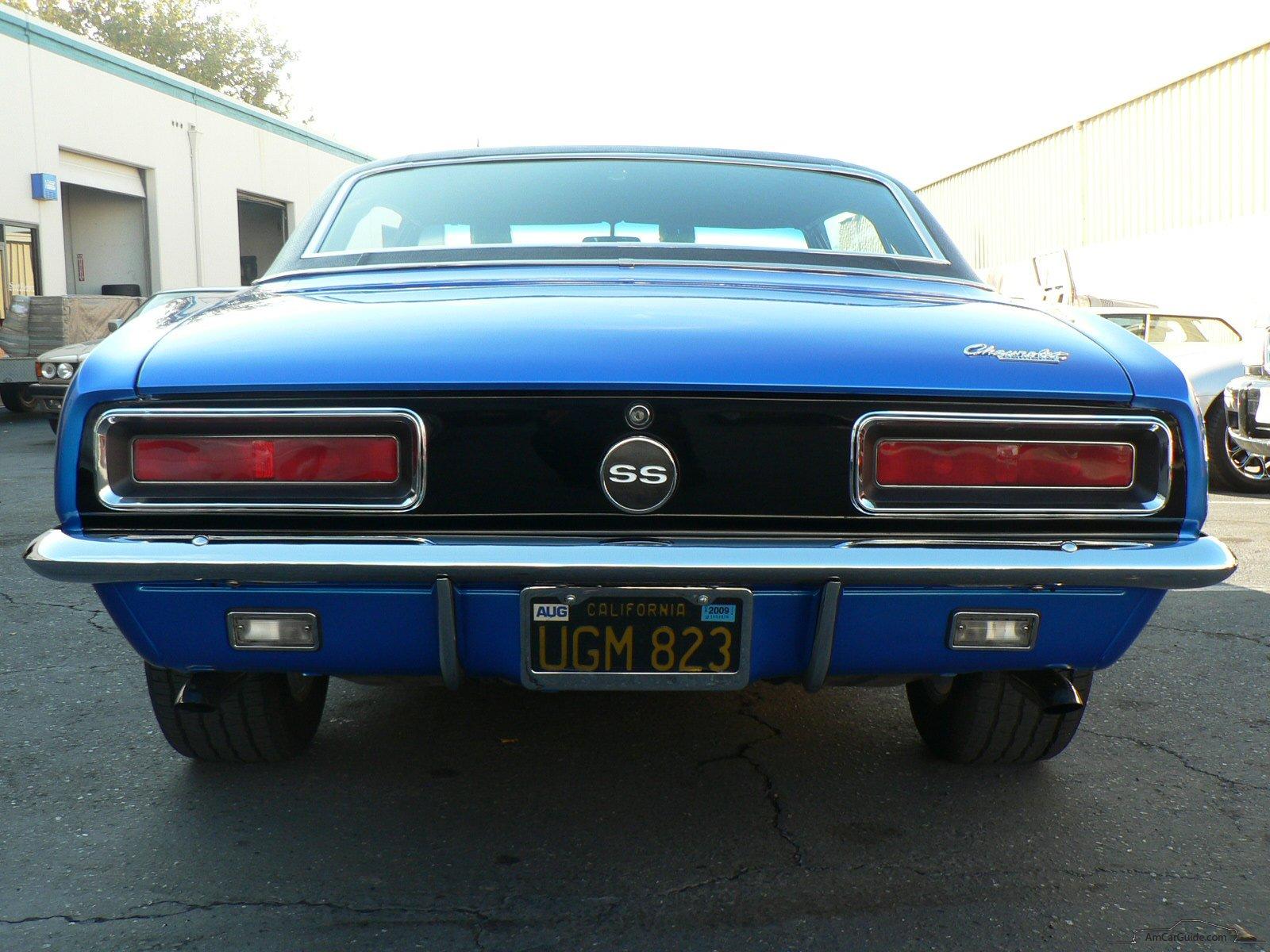 Chevrolet Camaro I 1967 - 1969 Coupe #1