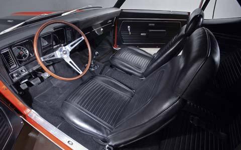 Chevrolet Camaro I 1967 - 1969 Coupe #7