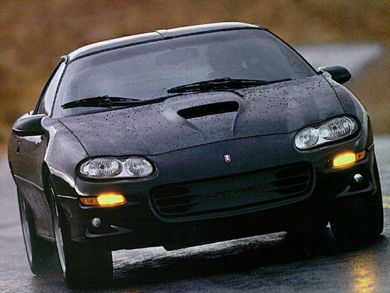 Chevrolet Camaro IV 1993 - 1998 Coupe #2