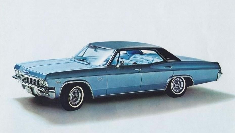 Chevrolet Caprice I 1965 - 1970 Sedan-Hardtop #5