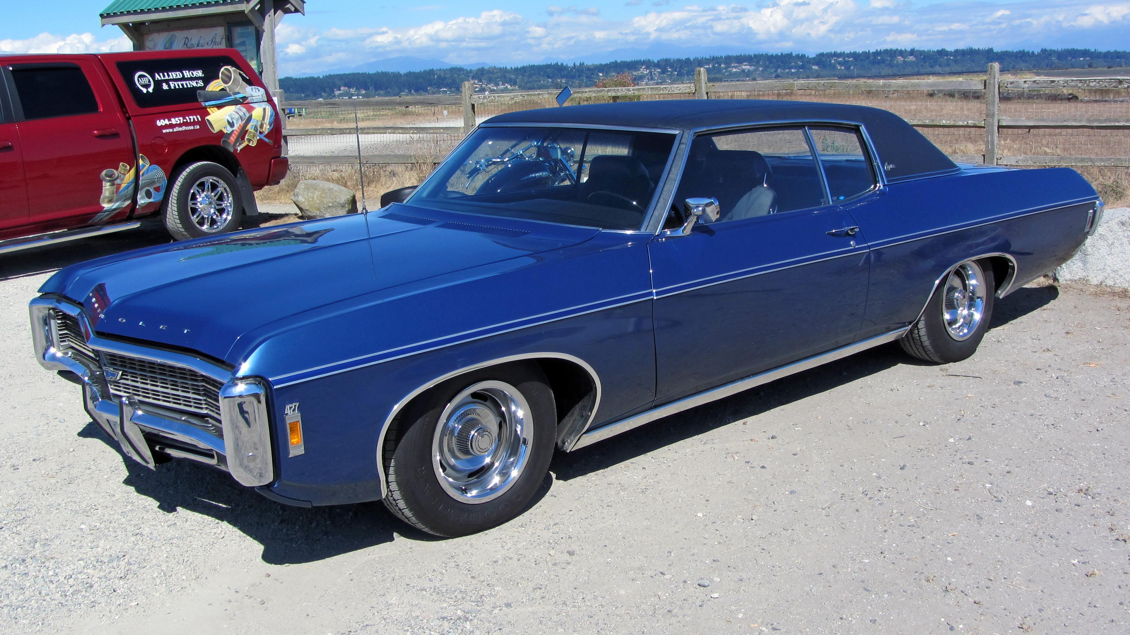 Chevrolet Caprice I 1965 - 1970 Sedan-Hardtop #3