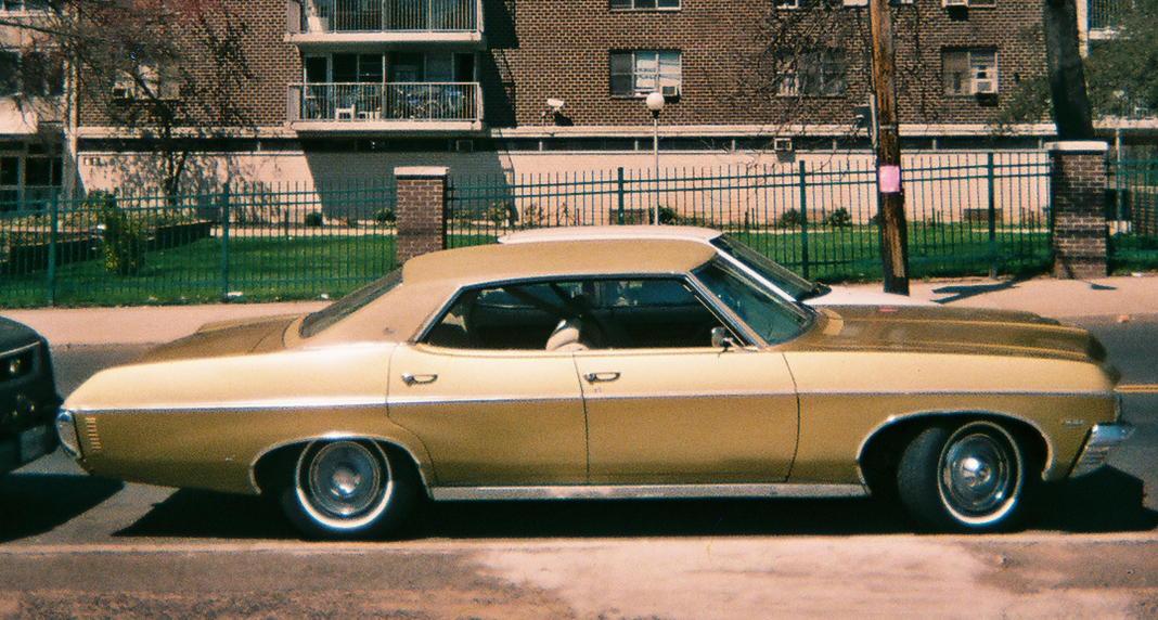 Chevrolet Caprice I 1965 - 1970 Sedan-Hardtop #7