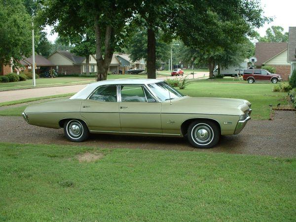 Chevrolet Caprice I 1965 - 1970 Sedan-Hardtop #6