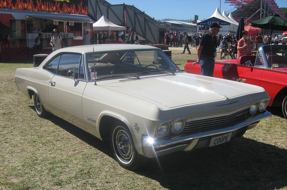 Chevrolet Impala IV 1964 - 1970 Station wagon 5 door #8