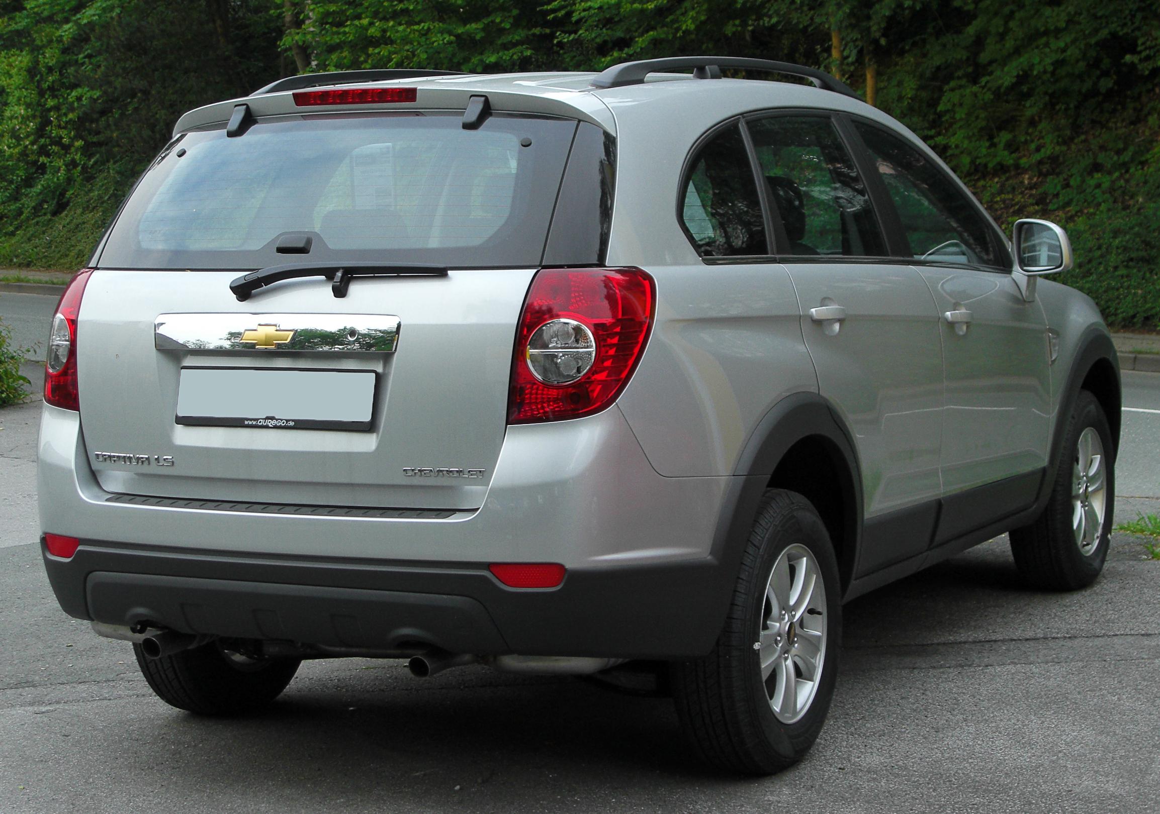 Chevrolet Captiva I 2006 - 2011 SUV 5 door #2