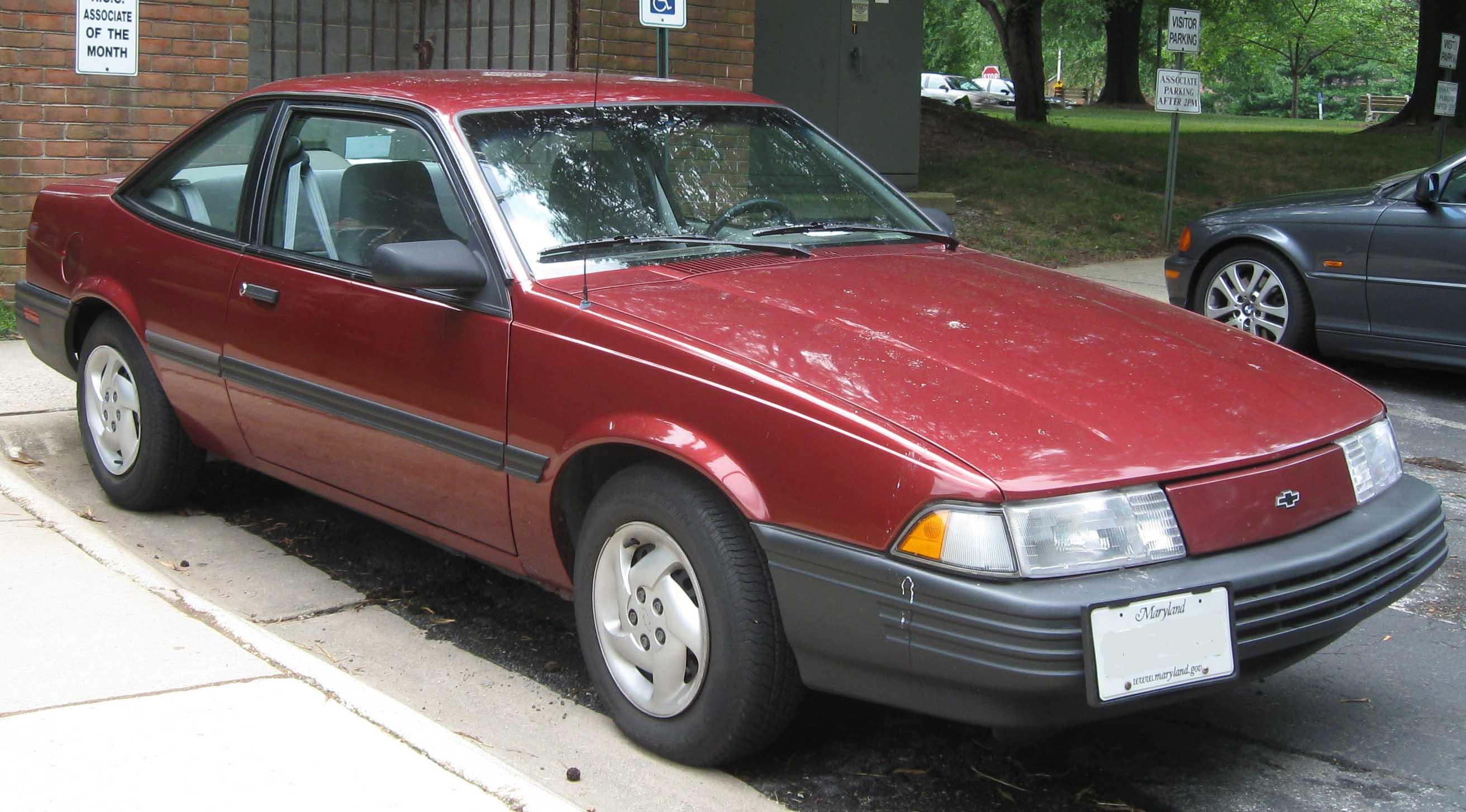 Chevrolet Cavalier II 1988 - 1994 Sedan #7
