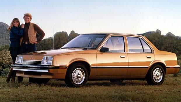 Chevrolet Cavalier I 1982 - 1987 Sedan #7