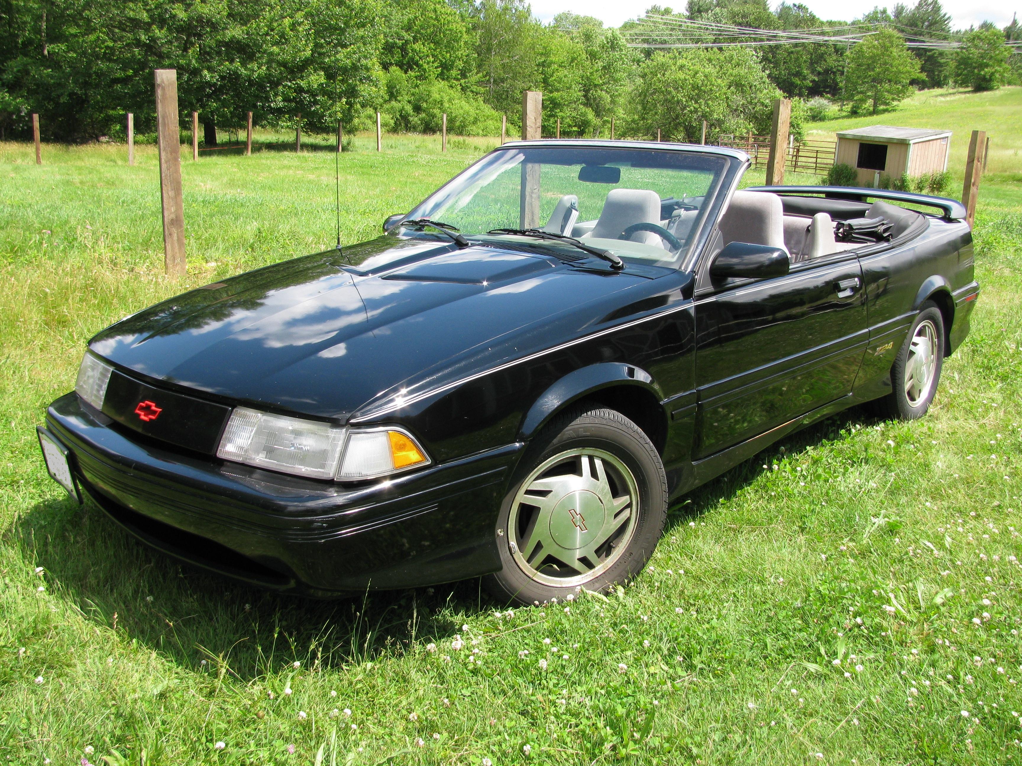 Chevrolet Cavalier II 1988 - 1994 Sedan #1