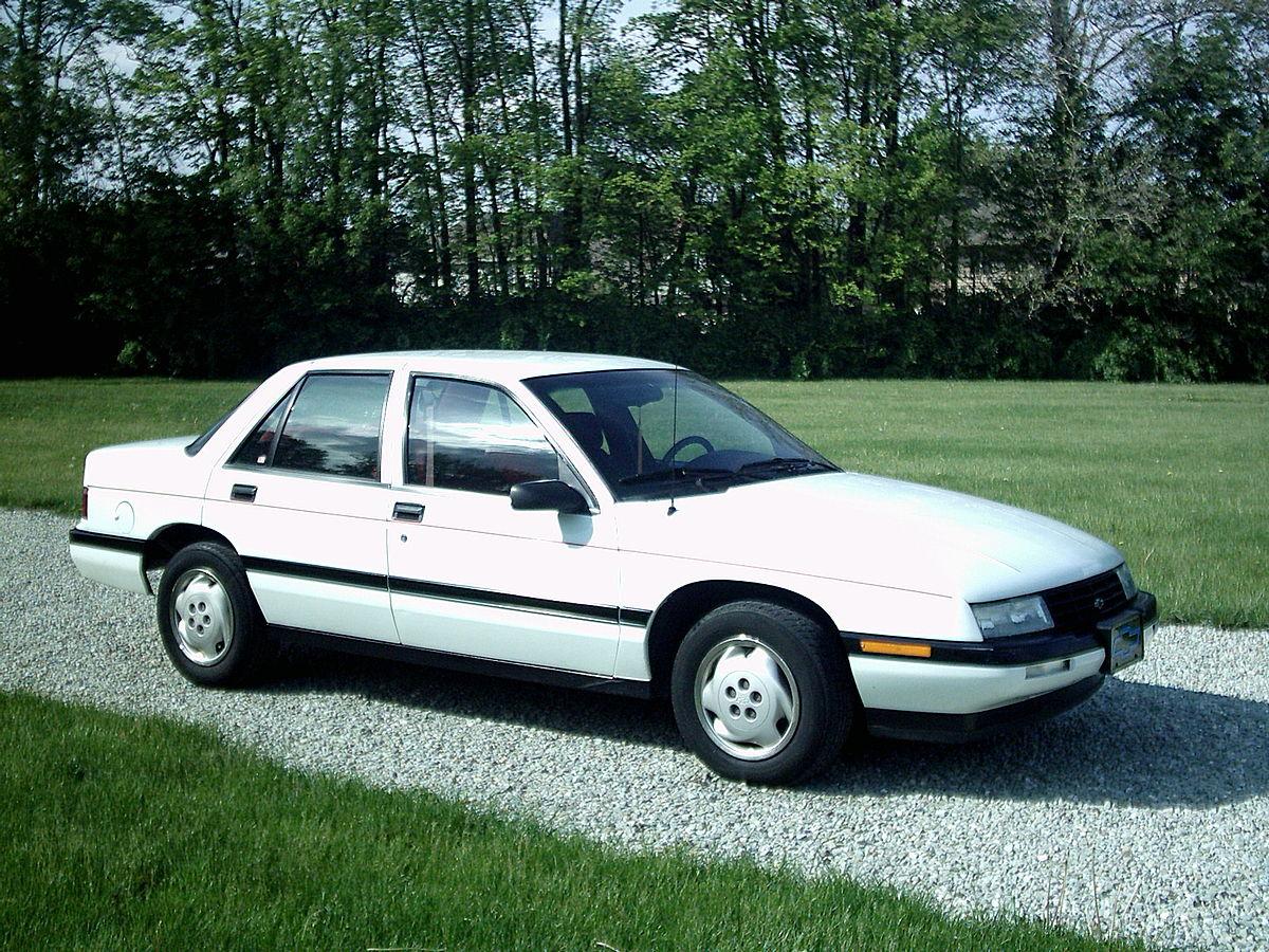 Chevrolet Corsica 1987 - 1996 Sedan #5