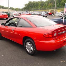 Chevrolet Cavalier III 1995 - 2005 Coupe #8