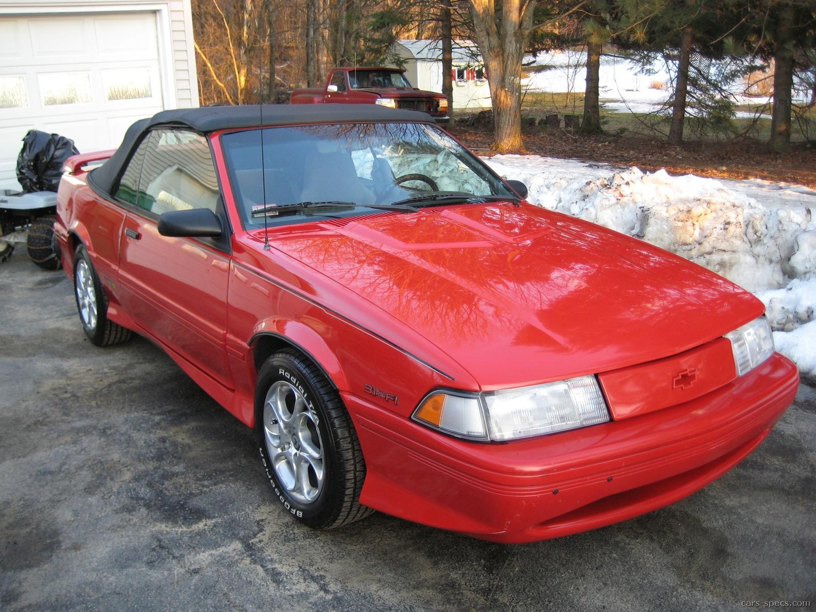 Chevrolet Cavalier II 1988 - 1994 Sedan #5