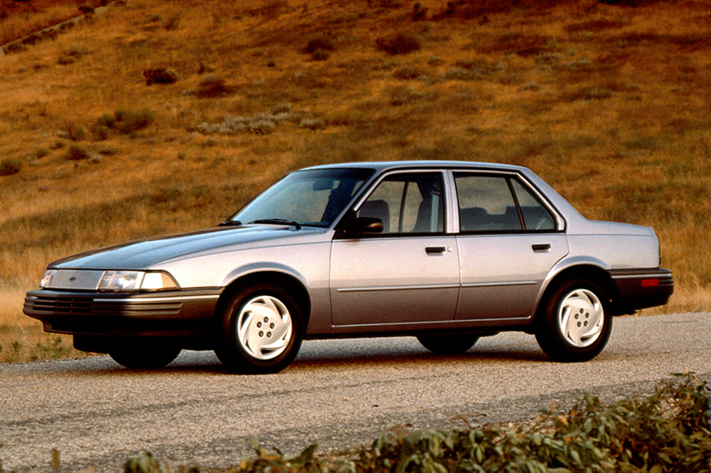 Chevrolet Cavalier II 1988 - 1994 Sedan #4