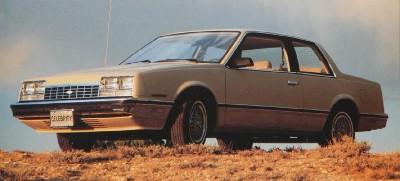 Chevrolet Celebrity 1982 - 1990 Sedan #6