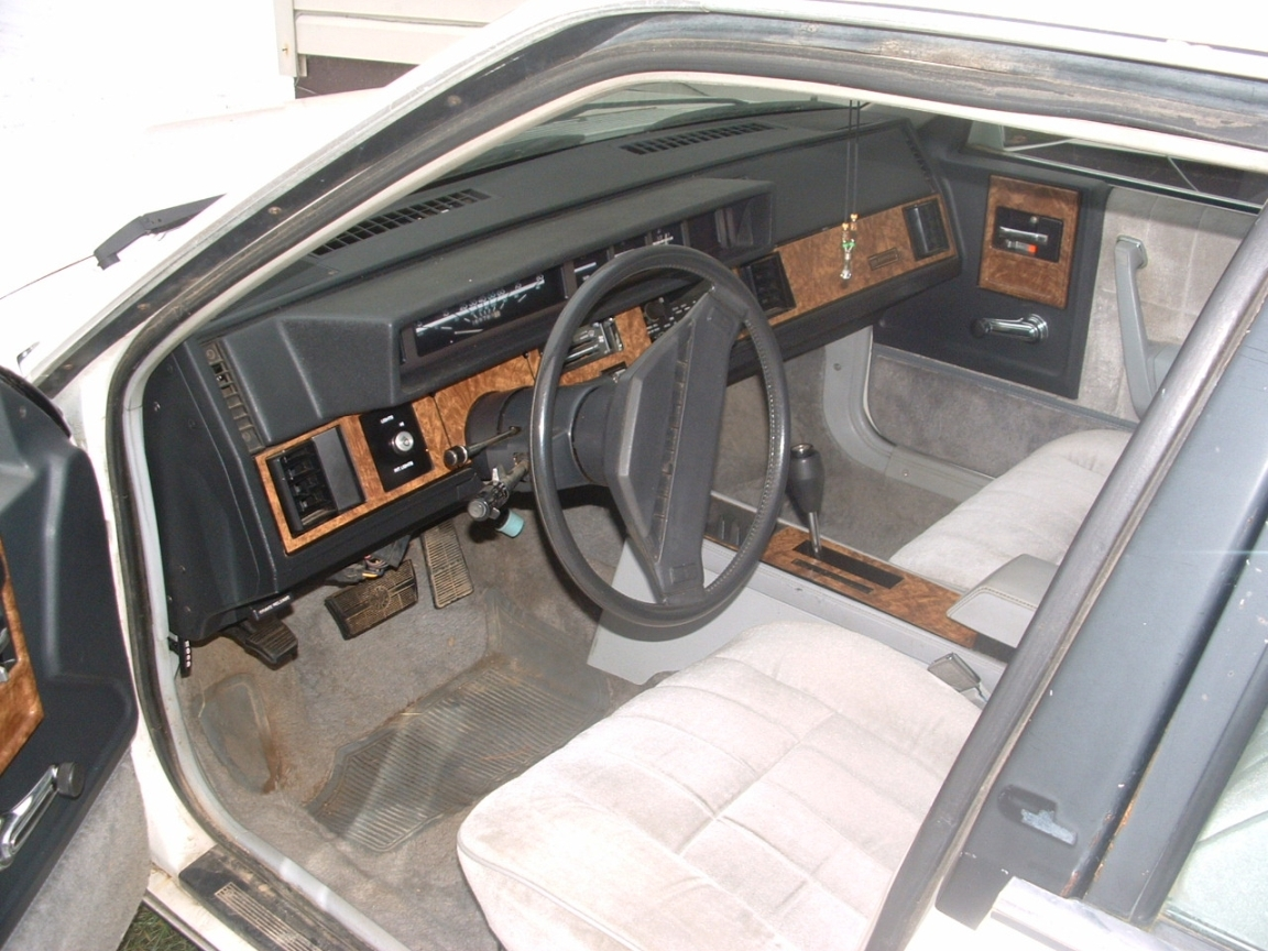 Chevrolet Celebrity 1982 - 1990 Sedan #7