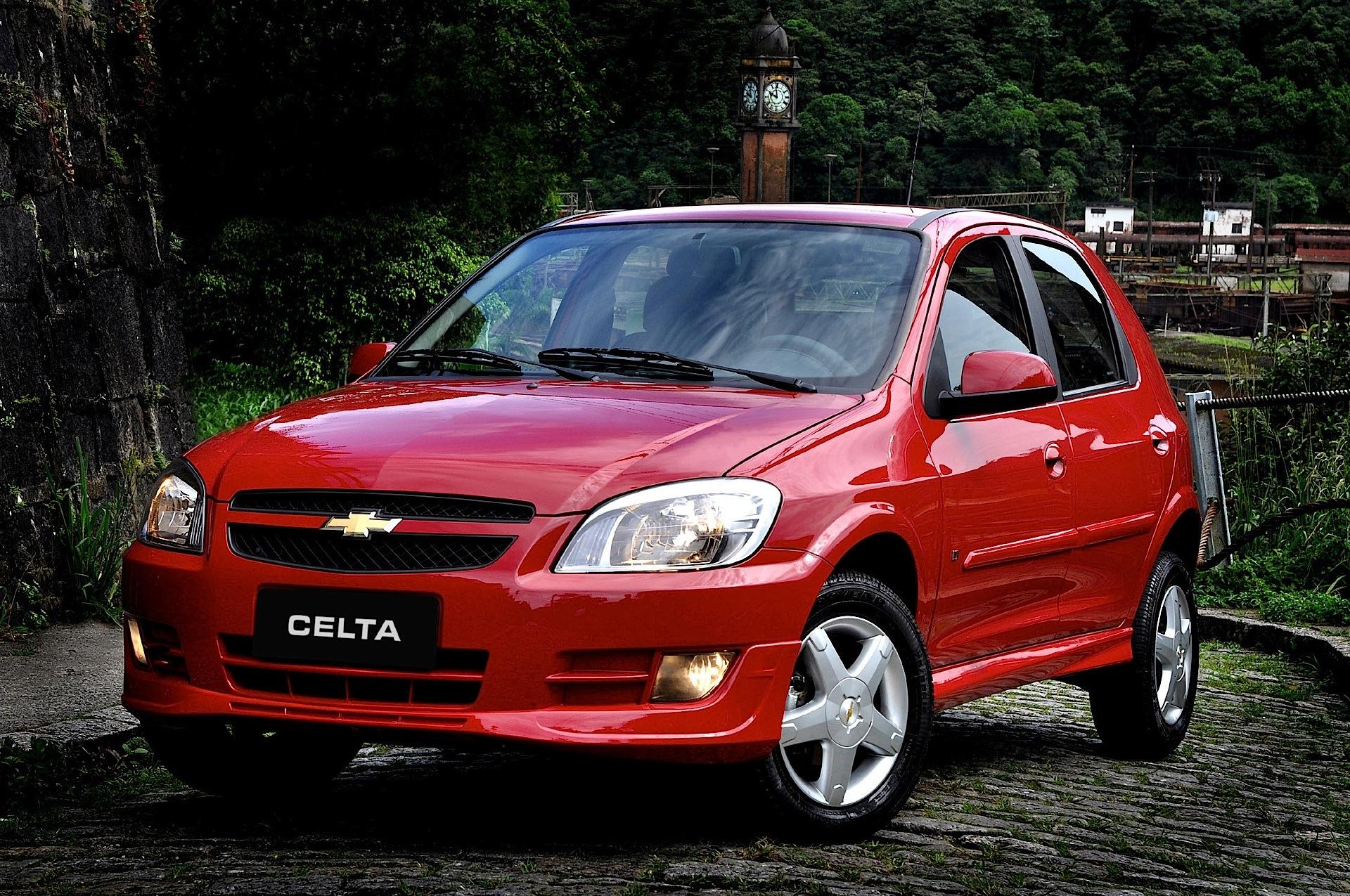 Chevrolet Celta 2000 - 2006 Hatchback 3 door #6