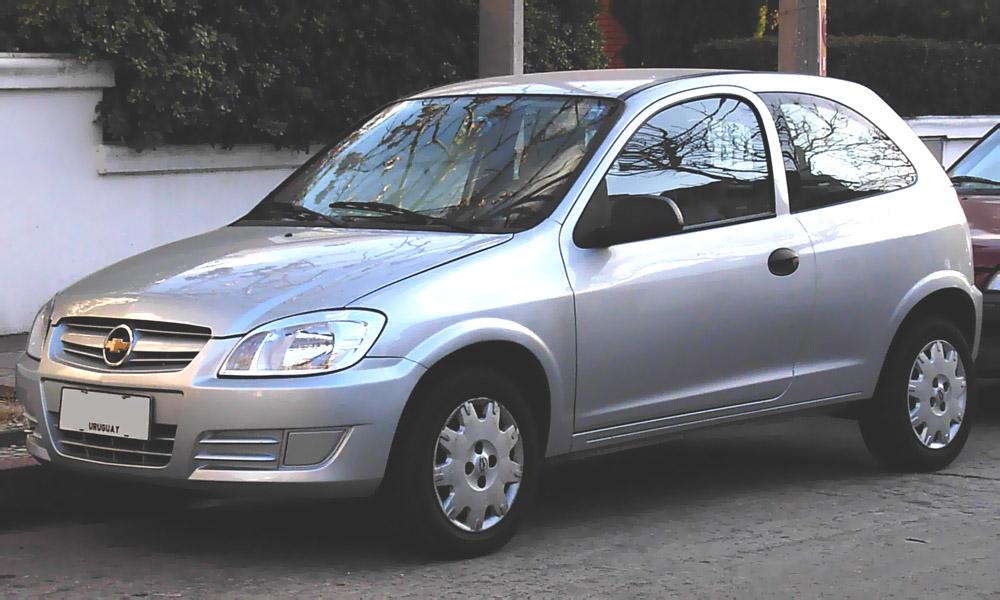 Chevrolet Celta 2000 - 2006 Hatchback 3 door #8