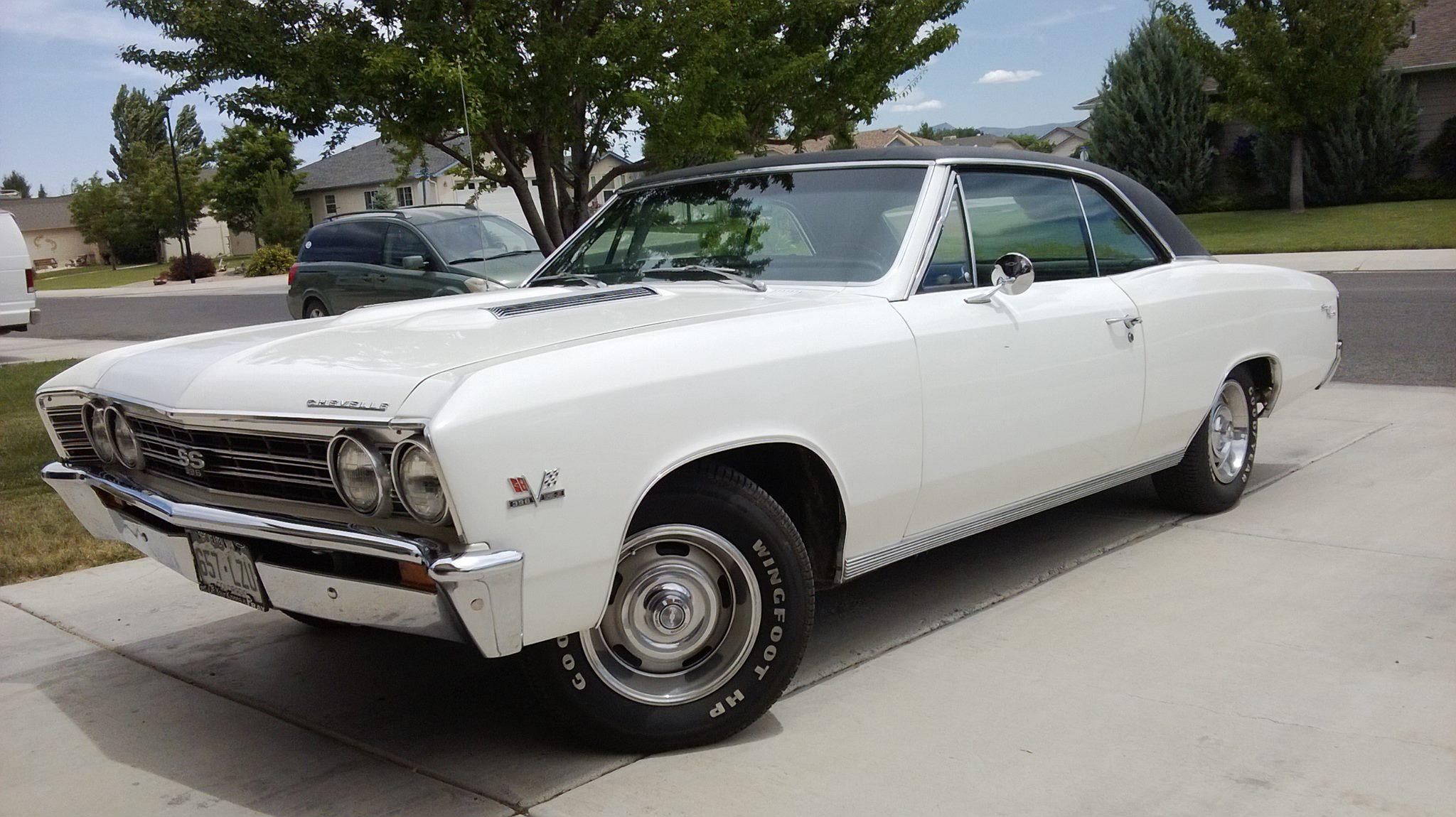 Chevrolet Chevelle I 1963 - 1967 Coupe-Hardtop #1