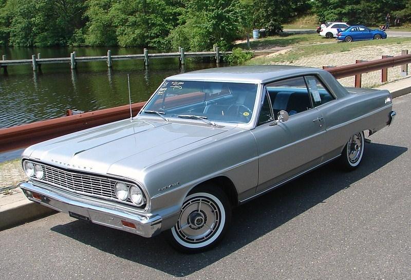 Chevrolet Chevelle I 1963 - 1967 Coupe-Hardtop #3