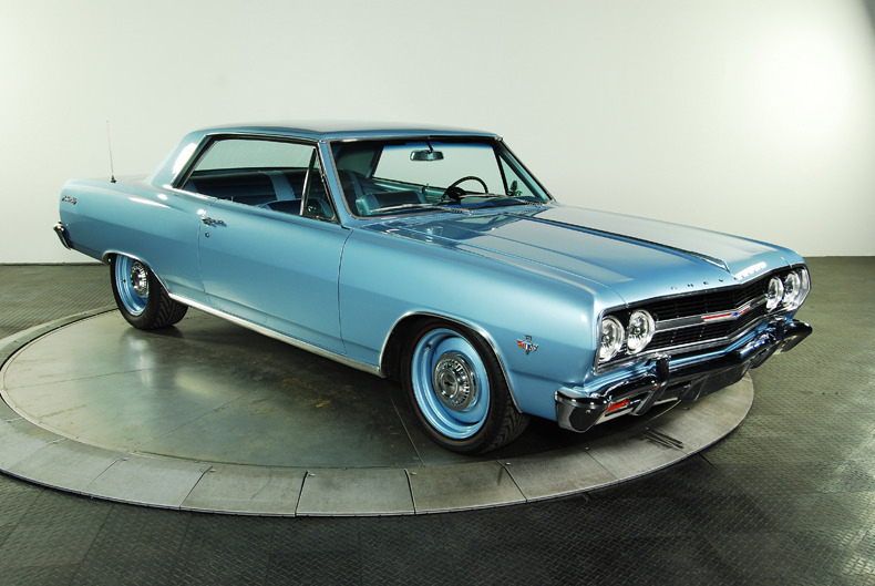 Chevrolet Chevelle II 1967 - 1972 Cabriolet #7