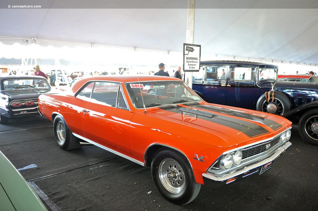 Chevrolet Chevelle III 1973 - 1977 Coupe #1