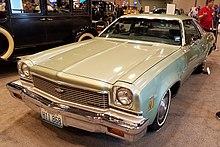Chevrolet Chevelle III 1973 - 1977 Coupe #3