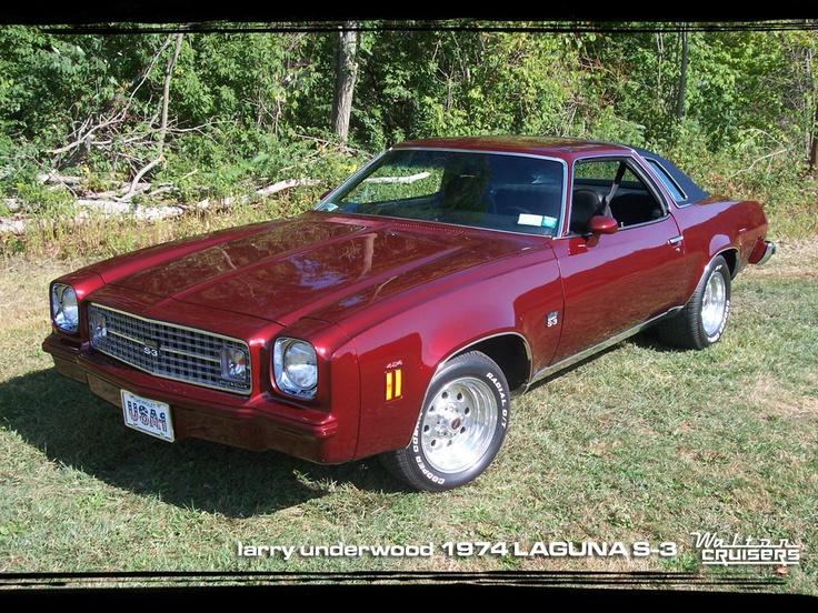 Chevrolet Chevelle III 1973 - 1977 Coupe #2