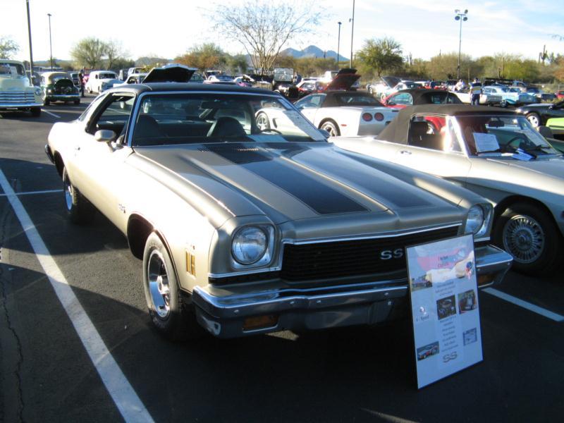 Chevrolet Chevelle III 1973 - 1977 Coupe #7