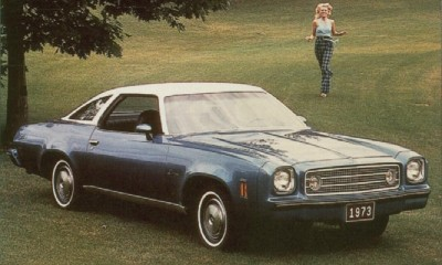 Chevrolet Chevelle III 1973 - 1977 Coupe #6