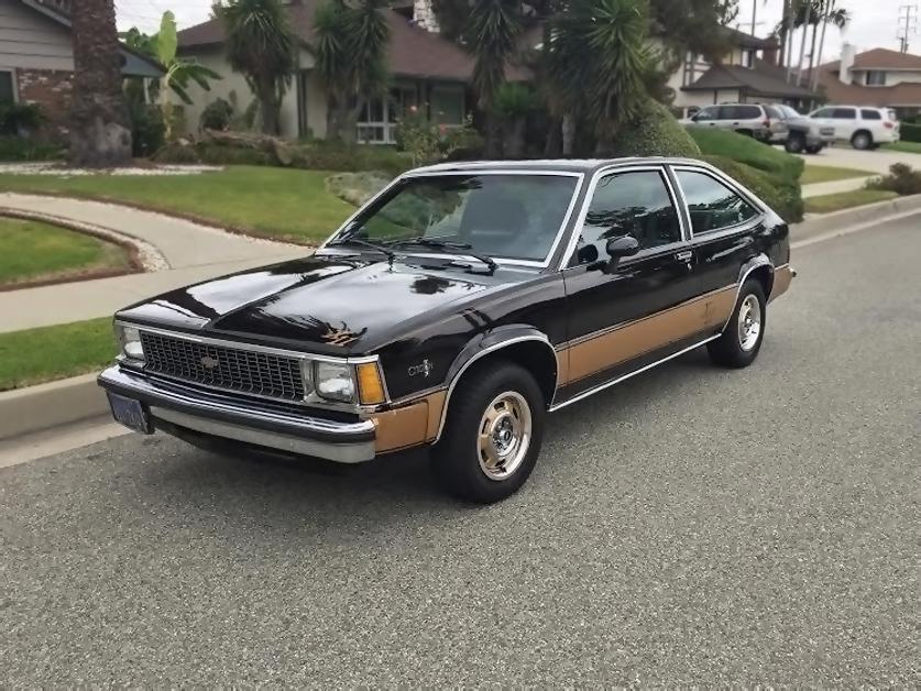Chevrolet Citation 1980 - 1985 Hatchback 5 door #5
