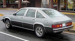 Chevrolet Citation 1980 - 1985 Hatchback 5 door #2