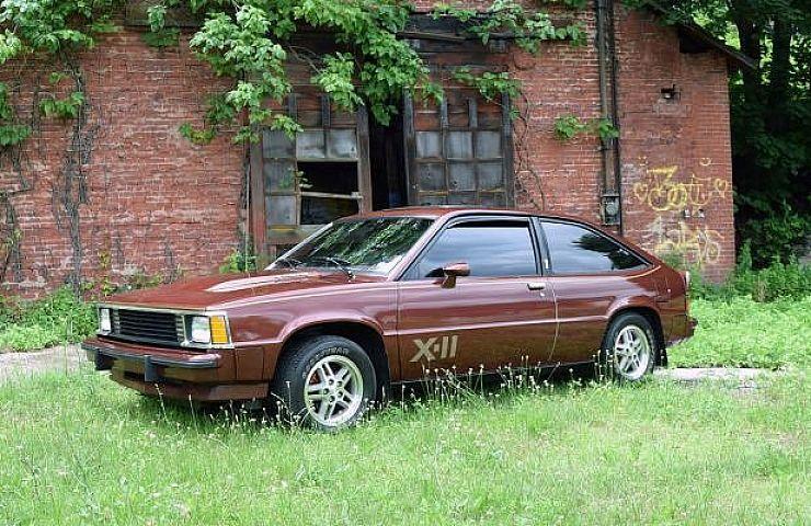 Chevrolet Citation 1980 - 1985 Hatchback 5 door #1