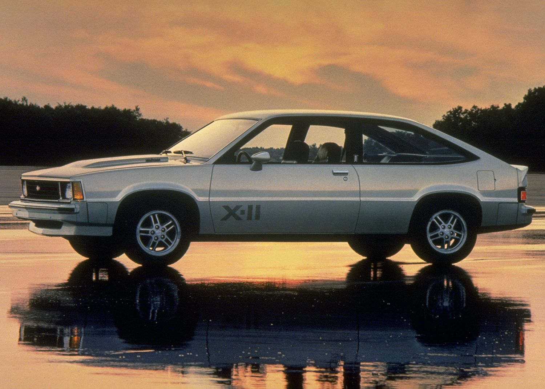 Chevrolet Citation 1980 - 1985 Hatchback 5 door #3