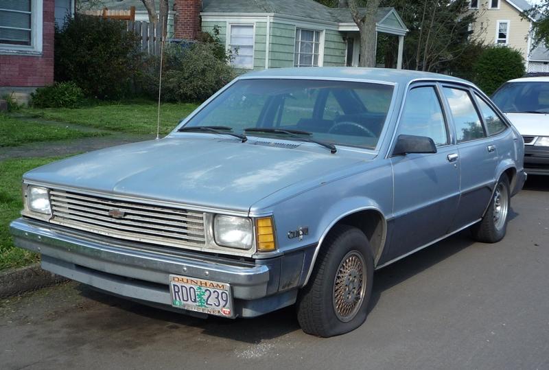 Chevrolet Citation 1980 - 1985 Hatchback 5 door #7