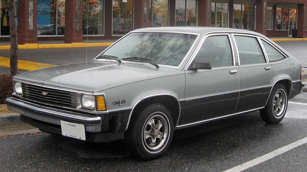 Chevrolet Citation 1980 - 1985 Hatchback 5 door #8