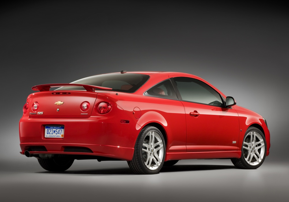 Chevrolet Cobalt I 2004 - 2010 Coupe #4