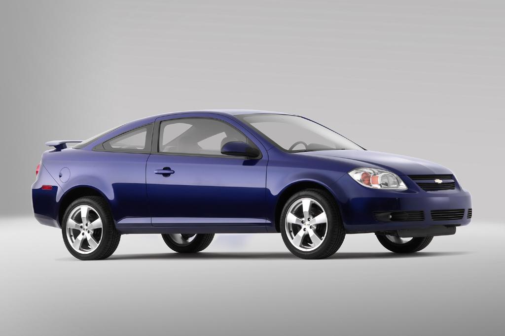 Chevrolet Cobalt I 2004 - 2010 Coupe #5