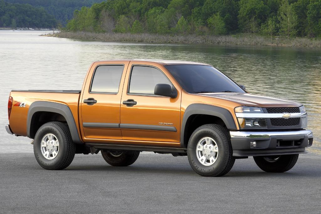 Chevrolet Colorado 2004 - 2012 Pickup #3