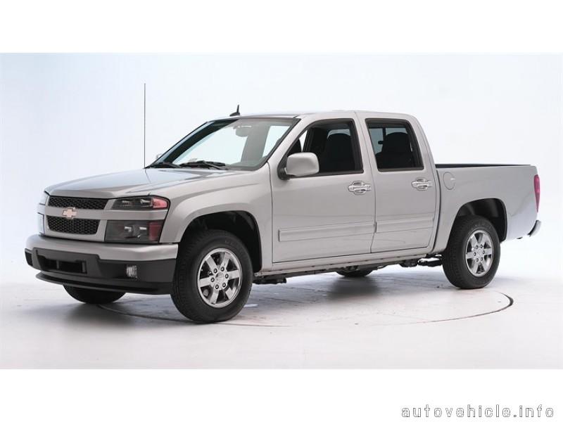 Chevrolet Colorado 2004 - 2012 Pickup #4