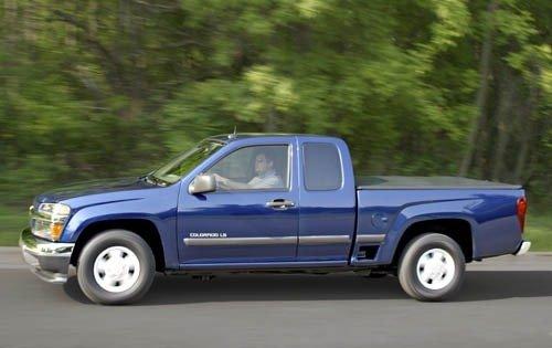 Chevrolet Colorado 2004 - 2012 Pickup #2