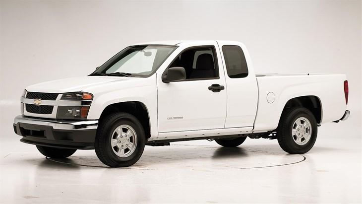 Chevrolet Colorado 2004 - 2012 Pickup #1