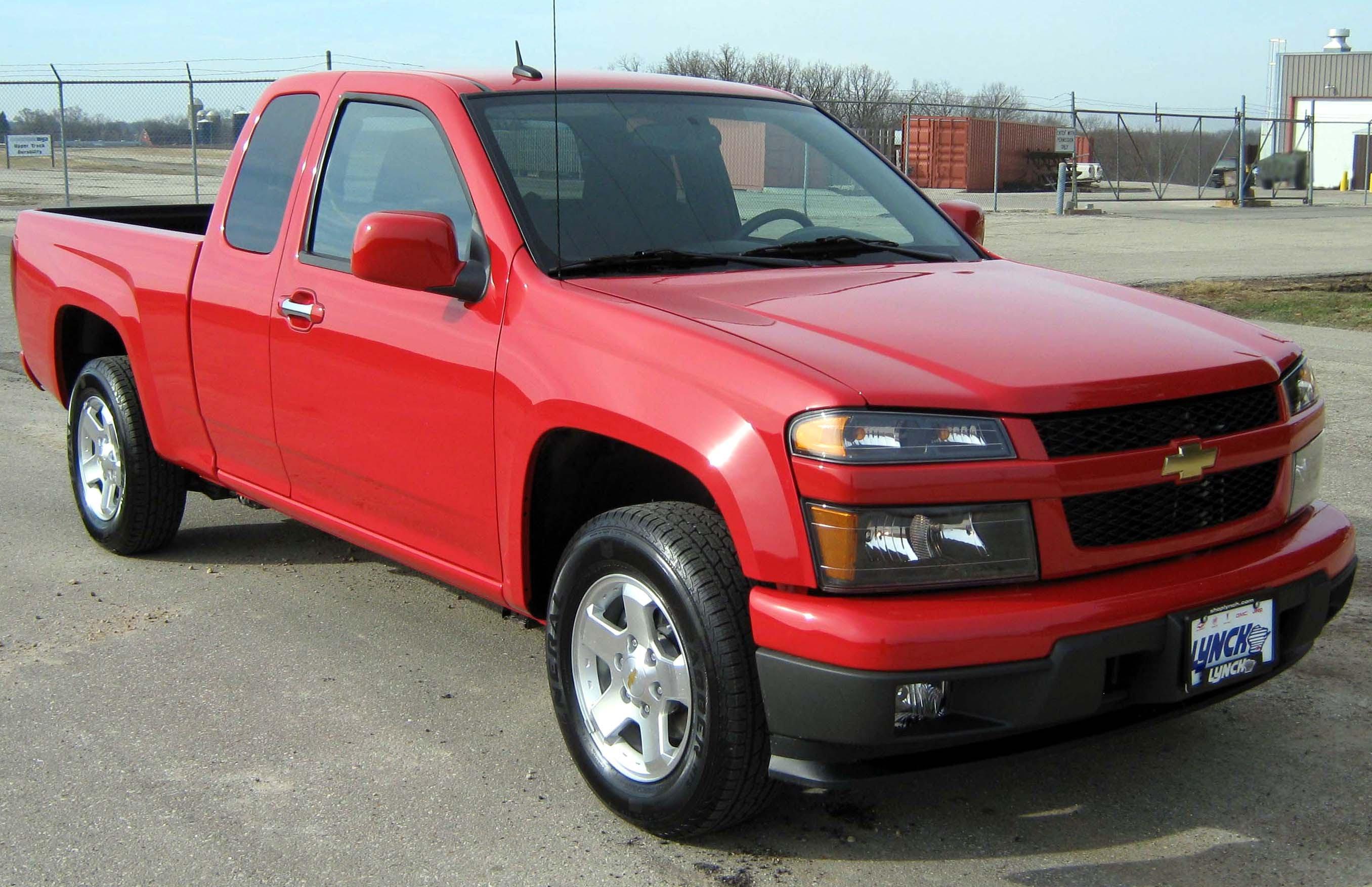 Chevrolet Colorado 2012 - now Pickup #2