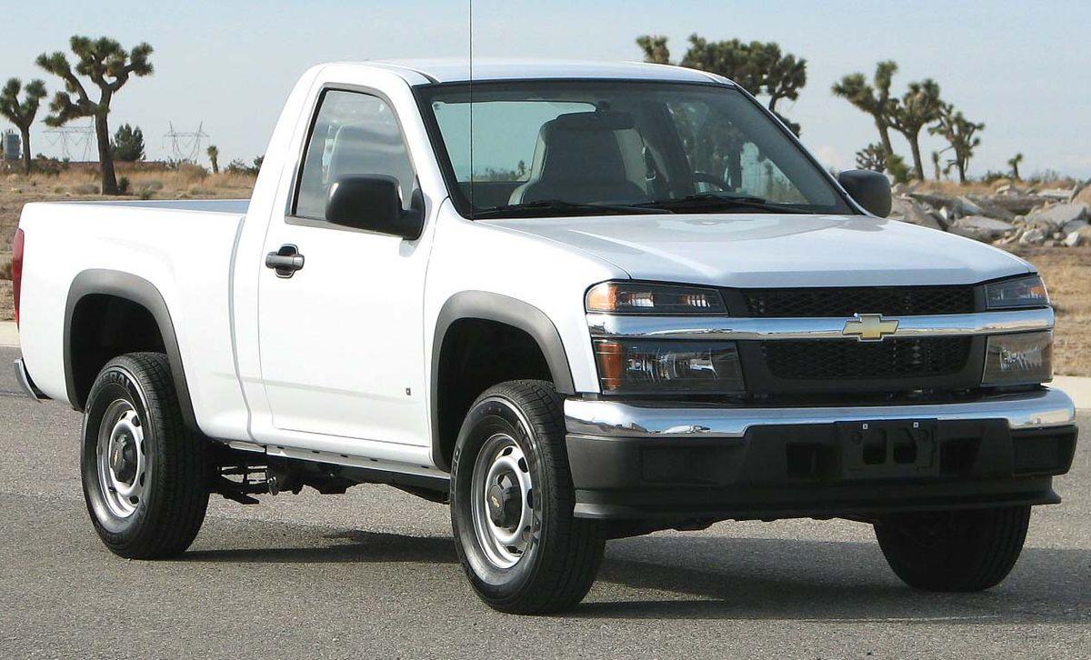 Chevrolet Colorado 2004 - 2012 Pickup #7