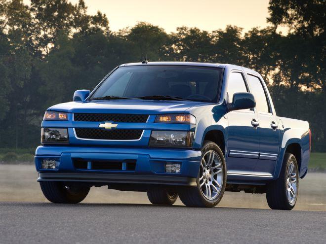 Chevrolet Colorado 2004 - 2012 Pickup #8