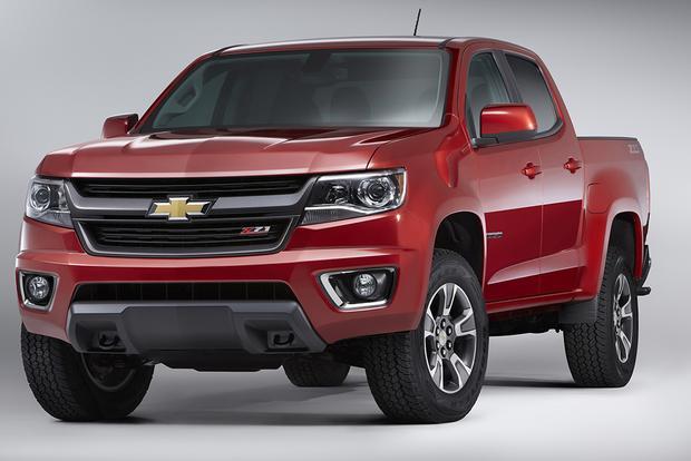 Chevrolet Colorado 2012 - now Pickup #6