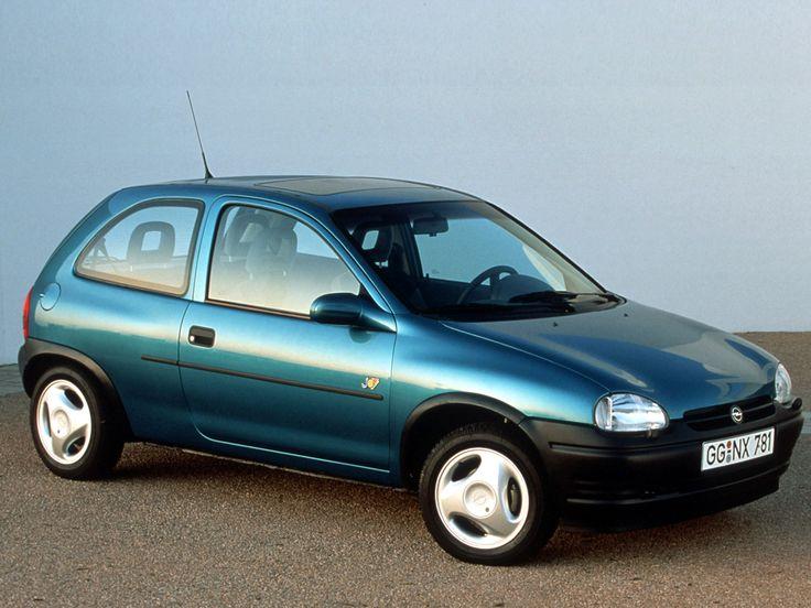 Opel Vita B 1995 - 2000 Hatchback 3 door #7