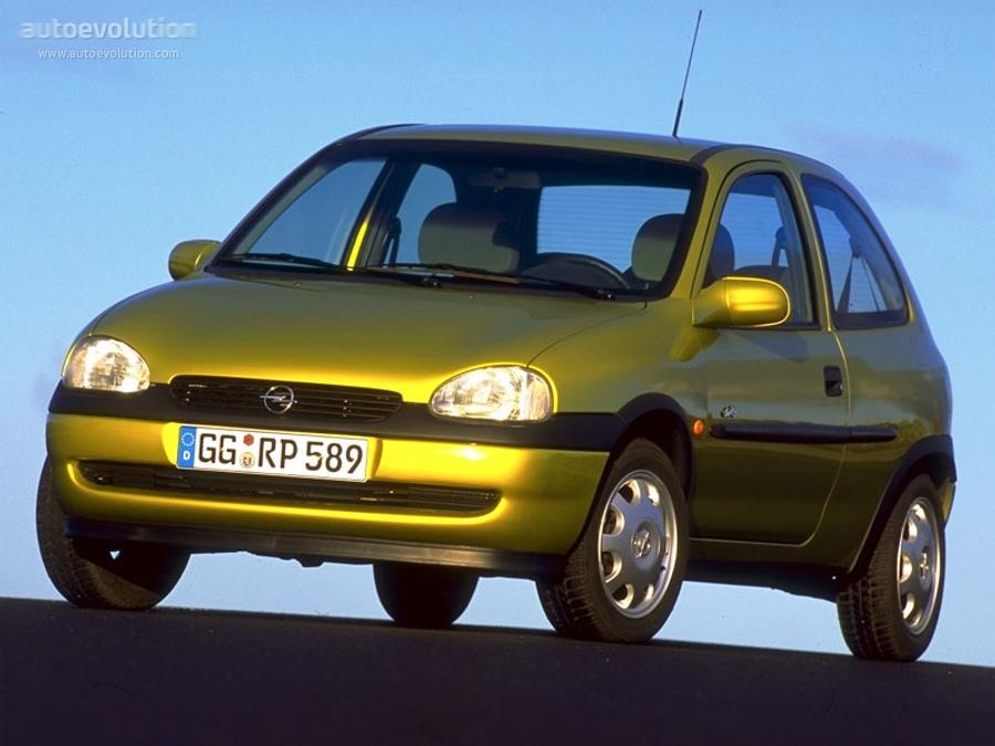 Opel Vita B 1995 - 2000 Hatchback 3 door #8