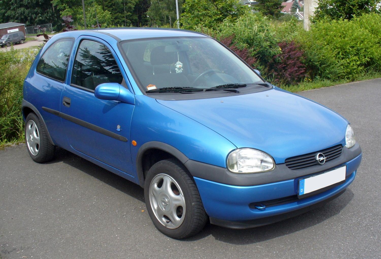 Opel Vita B 1995 - 2000 Hatchback 3 door #2