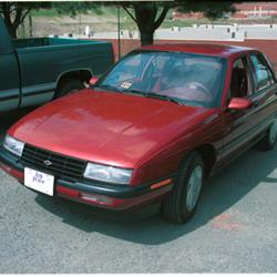 Chevrolet Corsica 1987 - 1996 Sedan #3